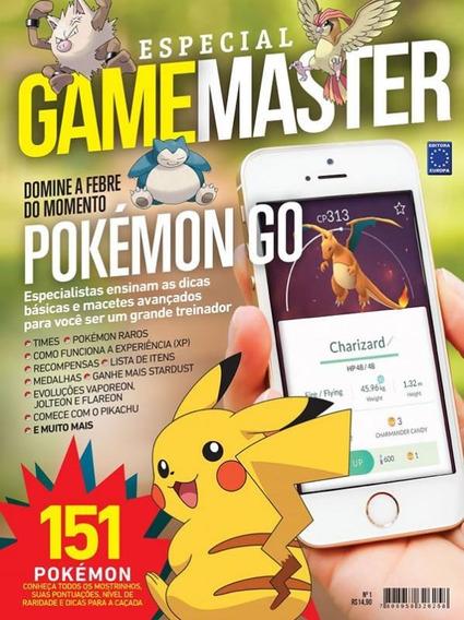Especial Gamemaster - Pokemon Go