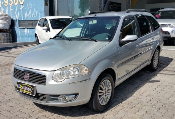 Palio Weekend 1.4 Elx Completo Flex 4p Manual Impecavel 2009
