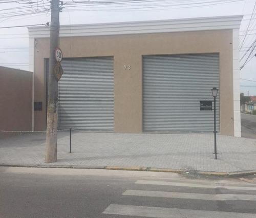 Imagem 1 de 10 de Salão Comercial Para Locação Em Suzano, Parque Suzano, 2 Banheiros - Sl005_1-1971490