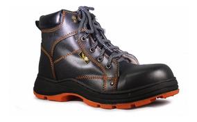 Bota Iron Wings° 509 Casquillo Calzado Industrial Para Dama