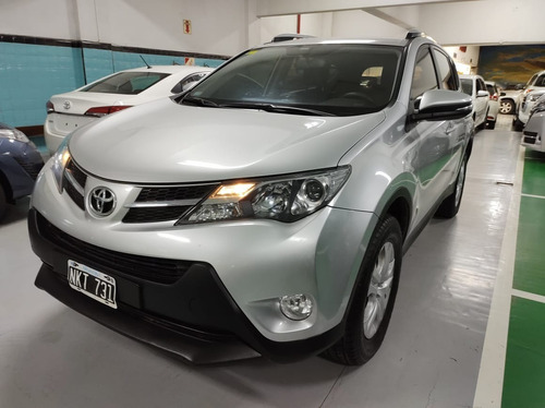 Toyota Rav 4x2 Tx Con Cuero