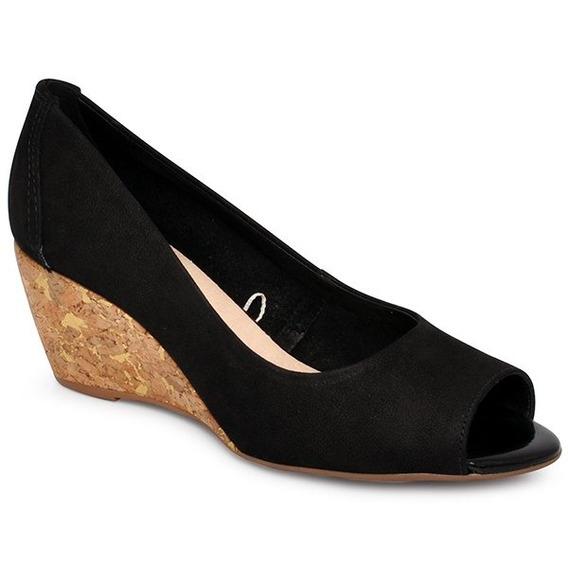 Sapato Anabela Bottero 278805 Preto