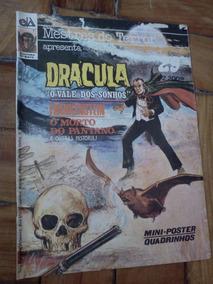 Mestres Do Terror - Nº 29 - Drácula