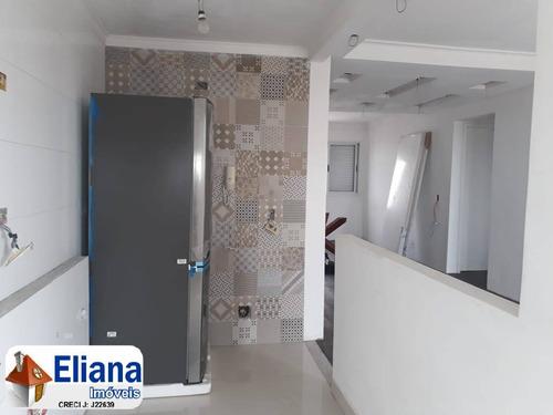 Apartamento 2 Dormitórios E 3º Reversível  - Vl. Assunção - Ma5650