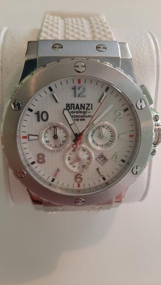 Reloj Branzi Caballero 11358g0kp04resistente Al Agua 100m