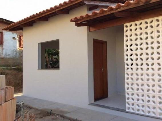 Casa Com 2 Quartos Para Comprar No Centro Em Florestal/mg - 200
