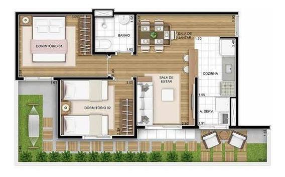 Apartamento Com Quintal Hortolândia