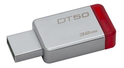 Pendrive Kingston 32gb Datatraveler Dt50 Usb 3.0 R Zonatecno