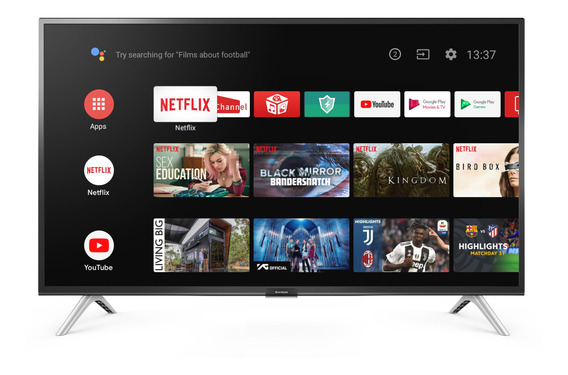 Smart Tv Hitachi 32