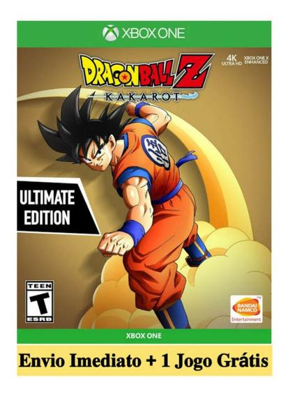 Dragon Ball Z Kakarot + Todas Dlc