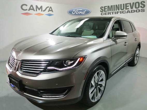 Lincoln Mkx 2018 5p Reserve V6/2.7/t Aut