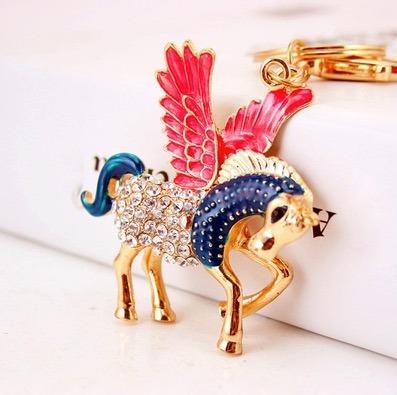Berloque Para Bolsa - Pegasus
