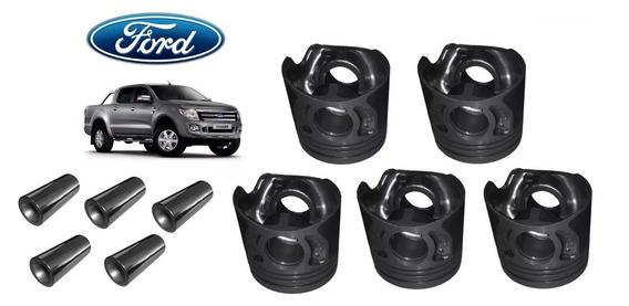 Jogo Pistao Ford Ranger 3.2 20v 5c Duratorq Med Std