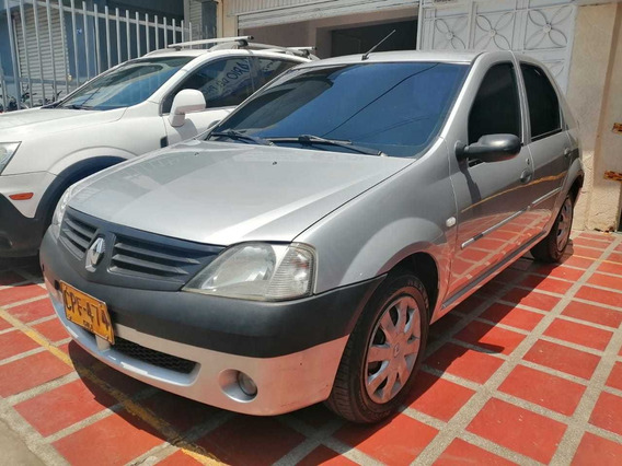 Renault Logan 2007 1.4 Aa