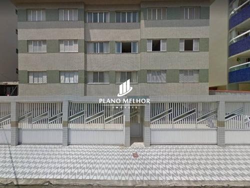 Imagem 1 de 20 de Apartamento Em Condomínio Para Venda Na Praia Grande / Guilhermina Com 2 Dormitórios E 1 Vaga Coberta Com 105m² - Ap1274 - Ap1274