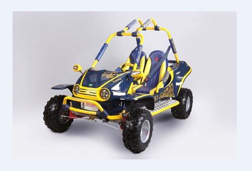 Imagem 1 de 5 de Fapinha Cross Dream - Mini Buggy Azul Amarelo