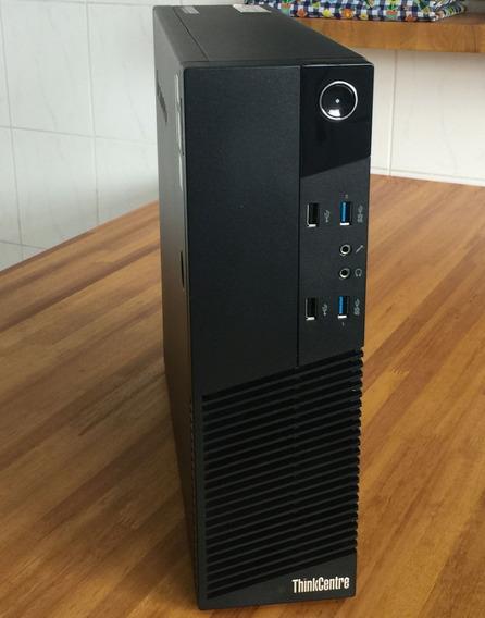 Excelente Lenovo Thinkcentre I5 Com 10gb Ram - 1,5tb