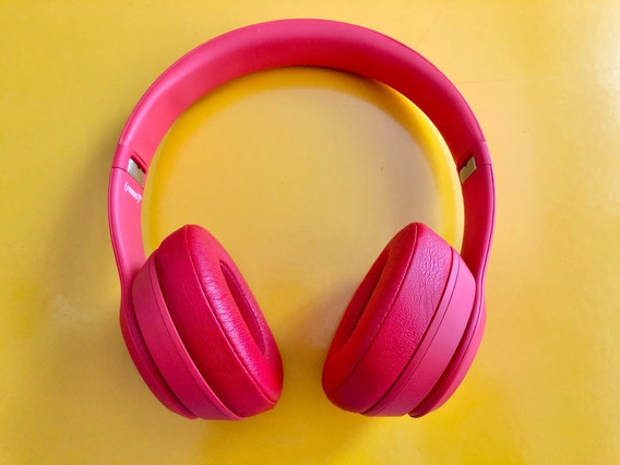 Fone Beats Solo 3 Wireless Original Red [product Red]