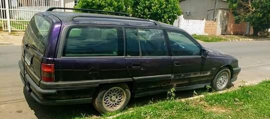 Chevrolet Suprema Ômega Gls (1994)