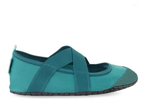 Zapatos Deportivos Acuáticos. Cross-fit. Color Azul. T - Gde