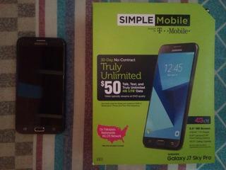 Samsung J7 Sky Pro