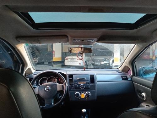 Imagem 1 de 4 de Nissan Tiida Sl 1.8 2008 ** Completo ** Teto Solar