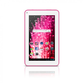 M7s Quad Core Tablet Wi-fi - 7 Rosa Multilaser - Nb186