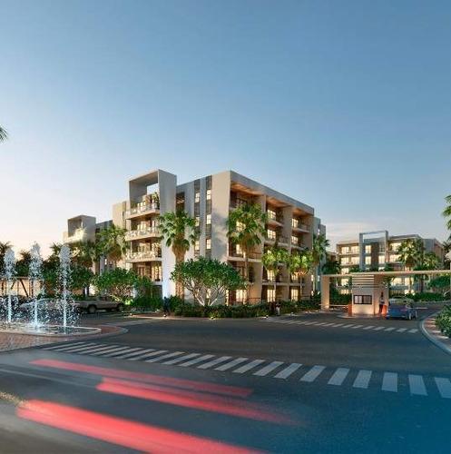 Vendo Apartamentos De 1 Y 2 Habitaciones En Punta Cana