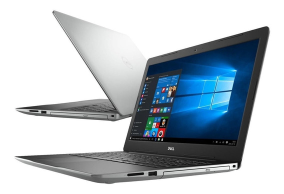 Notebook Dell 3581 Inspiron I3 8gb 1tb 15,6 Win 10 Letra Ñ