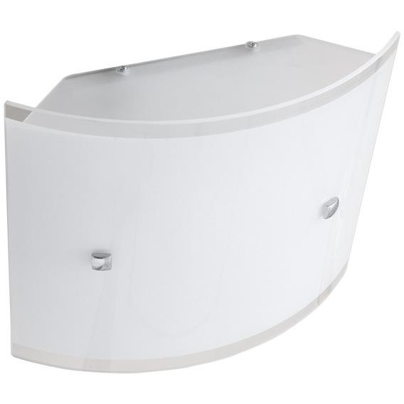 Lustre Arandela Plafon Vidro Absolut Banheiro Corredor 40x25