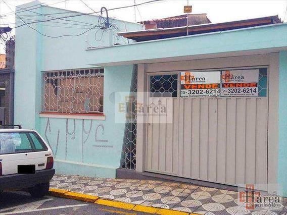 Casa Sobreposta Baixa : Centro - Sorocaba - V12124