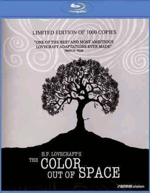 Color Out Of Space: H.p. Lovecraft Limited Edition, The (brd