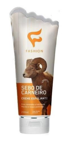 24 Creme Para Os Pés Fashion Sebo De Carneiro Esfoliante