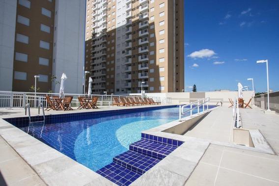 Apartamento Em Alto Do Pari, São Paulo/sp De 55m² 2 Quartos À Venda Por R$ 400.000,00 - Ap329618
