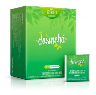 Desincha 100% Original - 60 Sachês