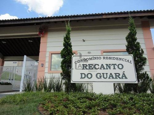 Imagem 1 de 14 de Excelente Terreno À Venda No Recanto Do Guará - Campinas/sp - Te4151