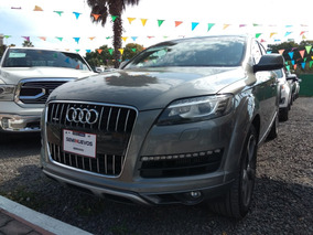 Audi Q7 3.0 Tdi Elite 245hp At 2014