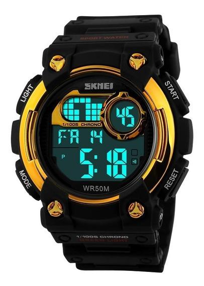 Relógio Masculino Esportivo Digital Original Garantia E Nf