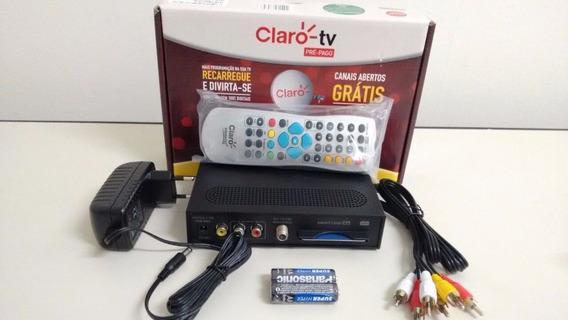 Habilitação Claro Tv Livre Visiontec Vivensis E Brasilsat
