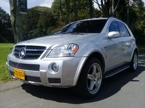 Mercedes Benz Clase Ml 63 Aut.4x4 Techo Cuero Full Equipo