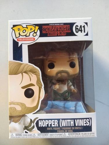 Funko Pop Stranger Things - Hopper With Vines #641
