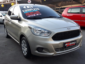 Ford Ka Hatch 2015 Completo Impecavel 48.000 Km