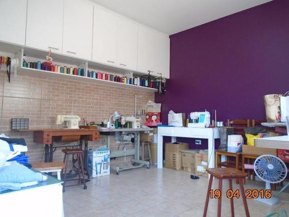 Casa À Venda, 3 Quartos, 4 Vagas, Vila Santa Maria - Americana/sp - 4184