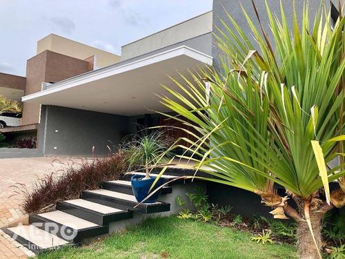 Casa Residencial À Venda, Residencial Villa Dumont, Bauru. - Ca1370