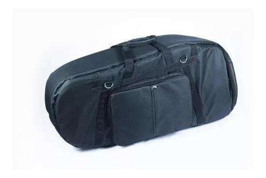 Capa Bag Tuba Bombardão 3/4 Extra Luxo Lopes Ccb Weril Eagle