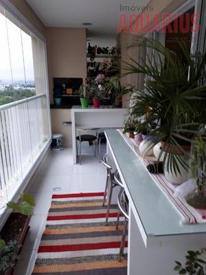 Apartamento Residencial À Venda, Jardim Das Indústrias, São José Dos Campos. - Ap0940