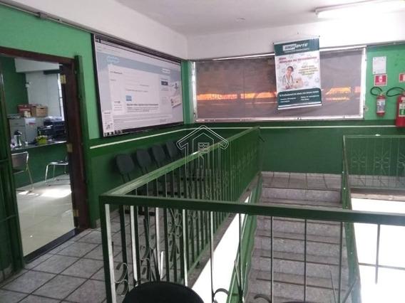 Conjunto Comercial Para Locação No Bairro Centro, 360 Metros. - 11096agosto2020