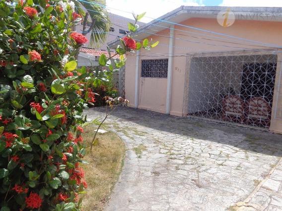 Casa Residencial À Venda, Estados, João Pessoa. - Ca1123