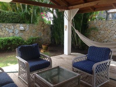 Juan Dolio - Metro Country Club - Villa Con Piscina 3 Hab.