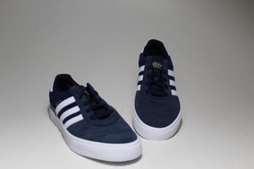 Tênis adidas Busenitz Vulc Azul/branco - 44 - Azul/branco